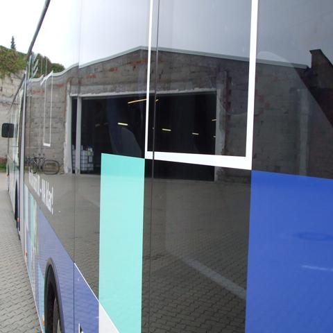 Dadina-Bus, Detail